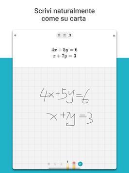 7 Schermata Microsoft Math Solver
