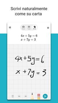 Poster Microsoft Math Solver