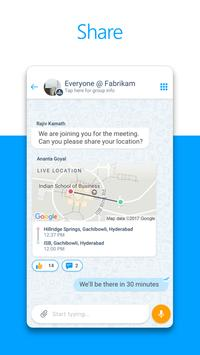 Microsoft Kaizala – Chat, Call & Work screenshot 4
