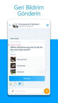 Microsoft Kaizala Ekran Görüntüsü 1