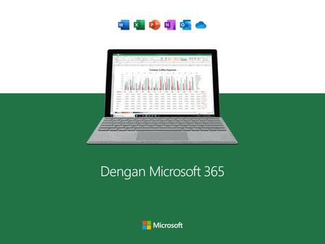 Microsoft Excel: Lihat, Edit & Cipta Hamparan syot layar 14