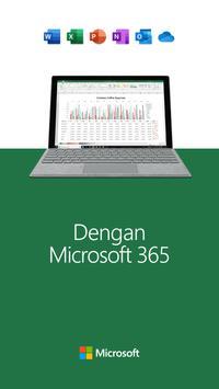 Microsoft Excel: Lihat, Edit & Cipta Hamparan syot layar 4