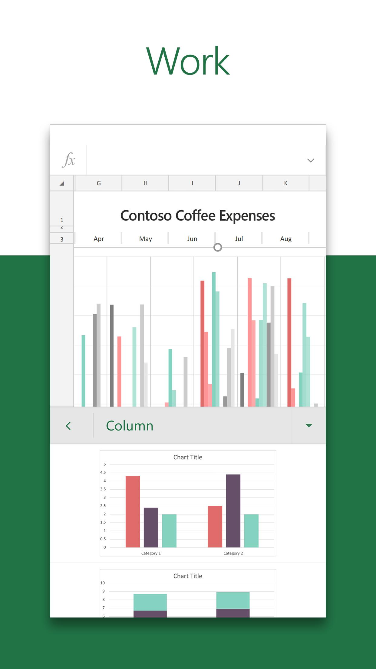 Microsoft Excel: View, Edit, & Create Spreadsheets for