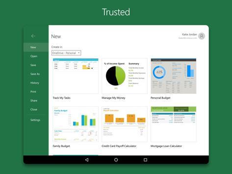 Microsoft Excel screenshot 6