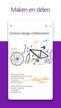 MS OneNote: ideeën opslaan en notities ordenen screenshot 3