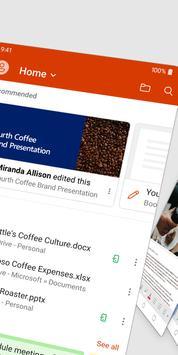 Microsoft Office:Word、Excel、PowerPoint 等 截图 1