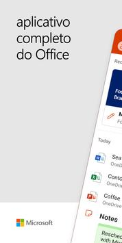 Microsoft Office: Word, Excel, PowerPoint e mais Cartaz