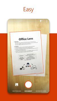 Microsoft Office Lens - PDF Scanner poster