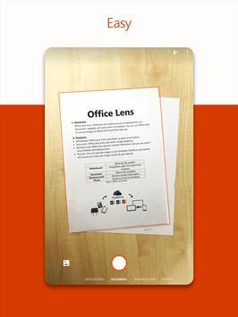 Microsoft Office Lens - PDF Scanner screenshot 10