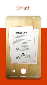 Microsoft Office Lens - PDF Scanner Plakat