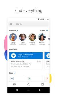 Microsoft Outlook スクリーンショット 3