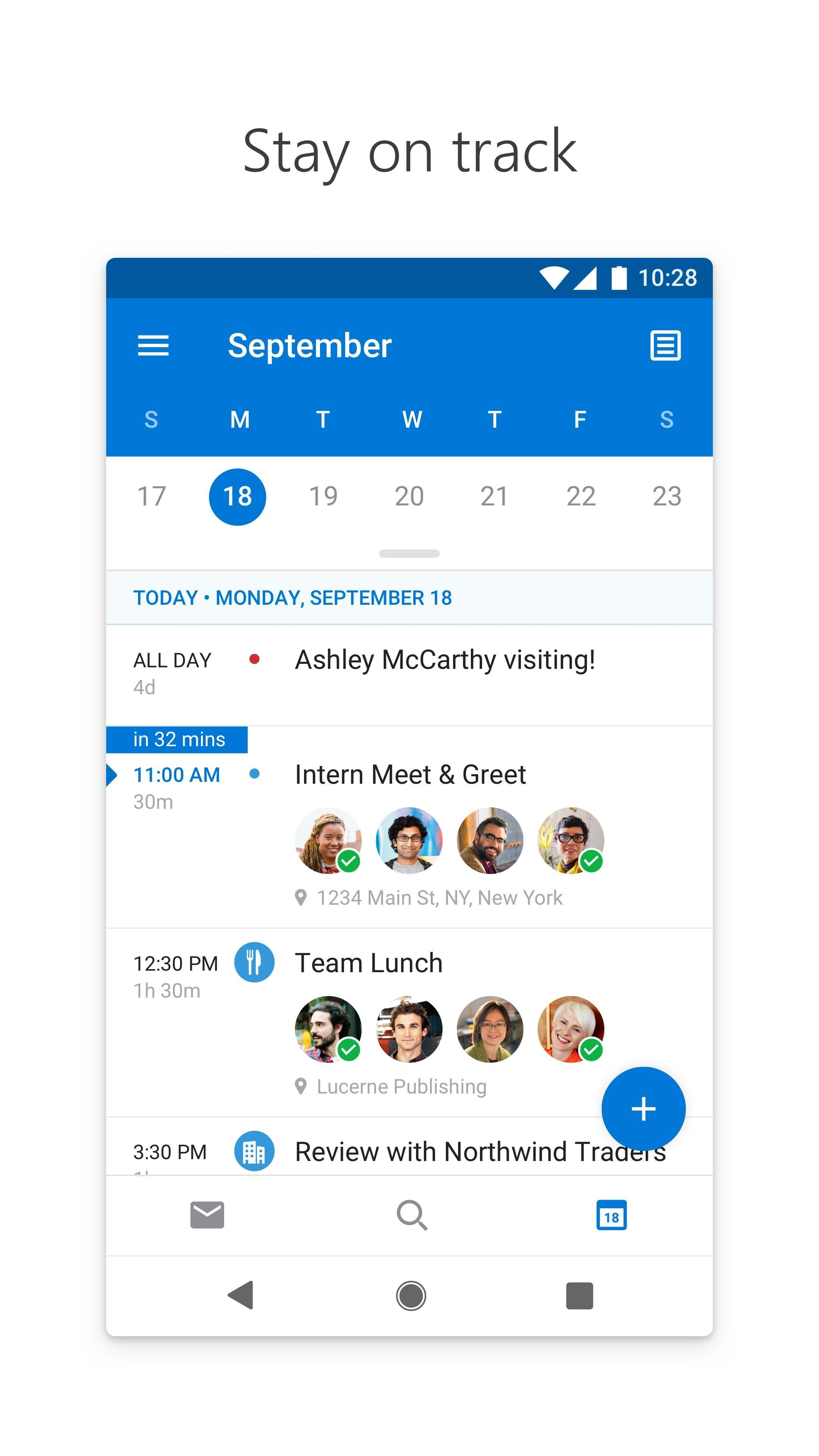 Microsoft Outlook: Organize Your Email & Calendar poster