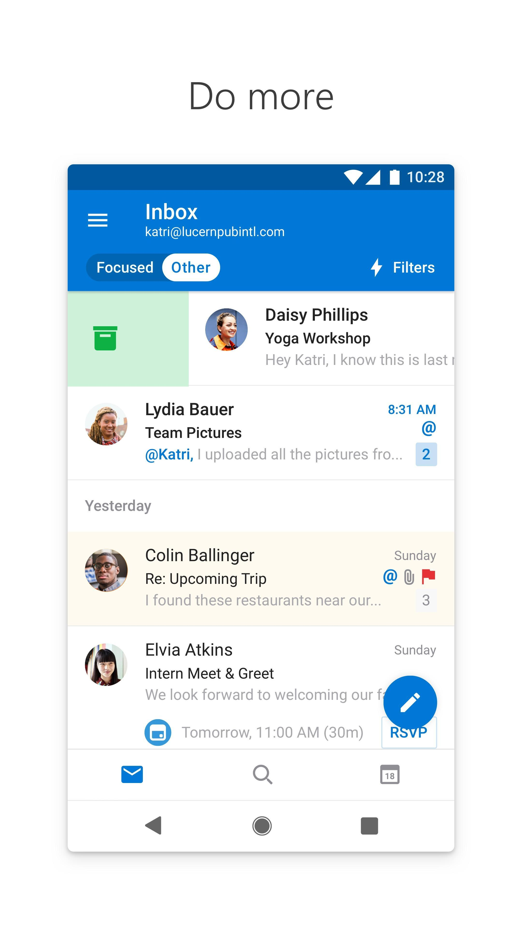 Microsoft Outlook for Android - APK Download