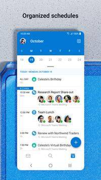 Microsoft Outlook: Secure email, calendars & files screenshot 2