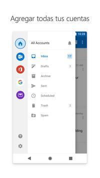 Microsoft Outlook captura de pantalla 5