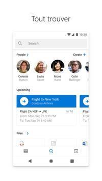 Microsoft Outlook capture d'écran 3