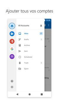 Microsoft Outlook capture d'écran 5