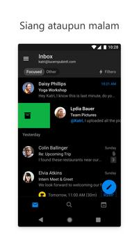 Microsoft Outlook screenshot 1