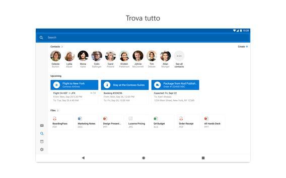 8 Schermata Microsoft Outlook