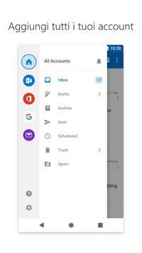 5 Schermata Microsoft Outlook