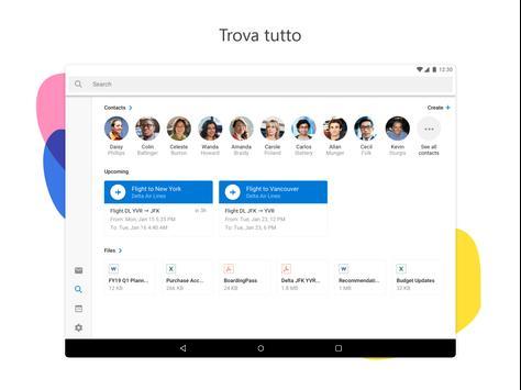 6 Schermata Microsoft Outlook