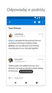 Microsoft Outlook screenshot 2