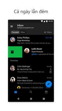 Microsoft Outlook ảnh chụp màn hình 1