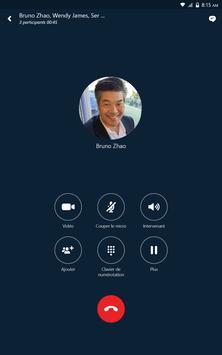 Skype for Business screenshot 9