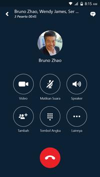 Skype for Business poster