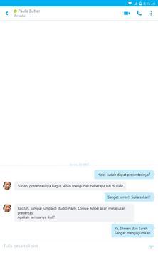 Skype for Business screenshot 10