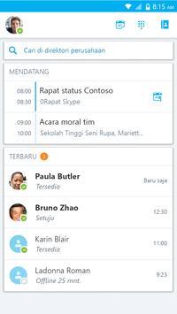 Skype for Business screenshot 3
