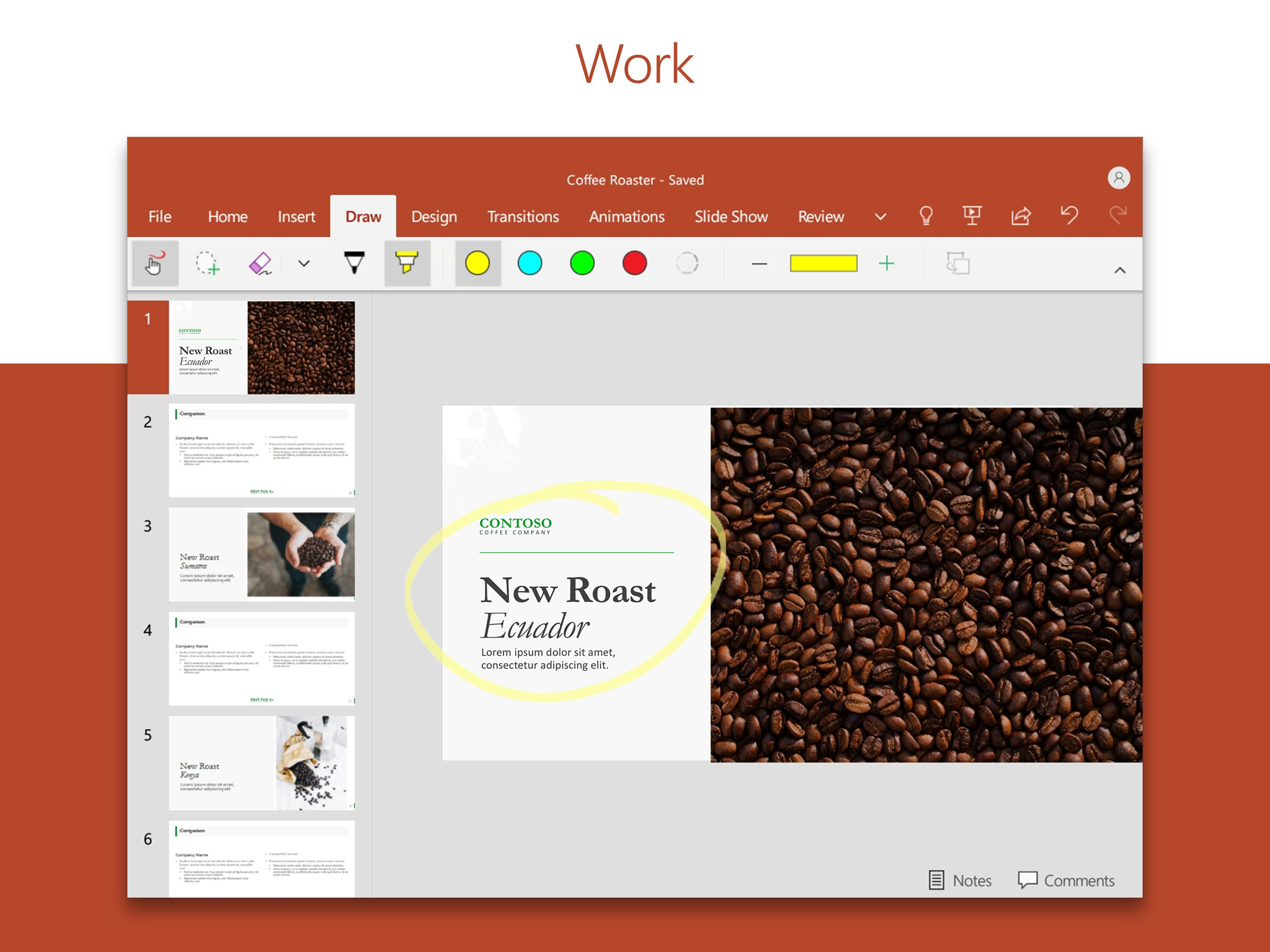 Microsoft Powerpoint Slideshows And Presentations Online