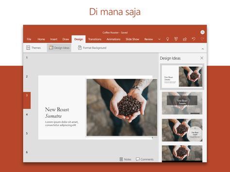 Microsoft PowerPoint: Slide Presentasi screenshot 11