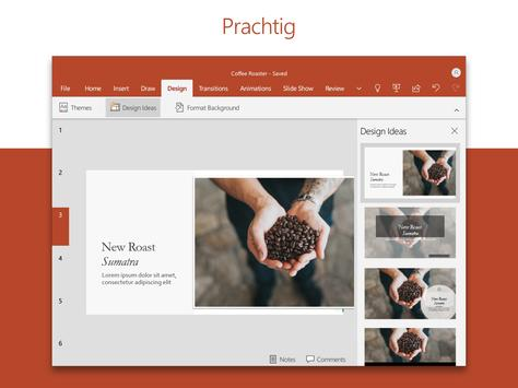 MS PowerPoint: diavoorstellingen en presentaties screenshot 1