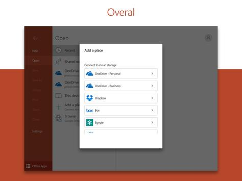 MS PowerPoint: diavoorstellingen en presentaties screenshot 3