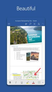 Microsoft Word poster