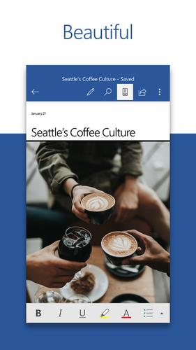 Download Microsoft Word: Write, Edit & Share Docs on the Go latest