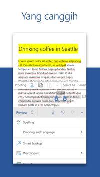 Microsoft Word: Buat & Edit Dokumen di mana pun screenshot 2