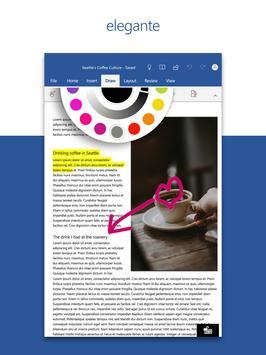 Microsoft Word: Editar e Partilhar Documentos imagem de tela 6