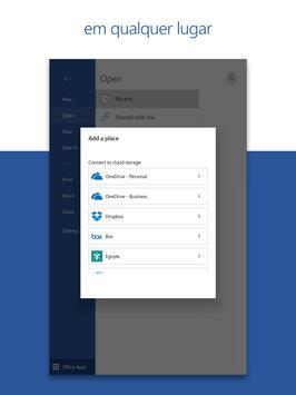 Microsoft Word: Editar e Partilhar Documentos imagem de tela 8