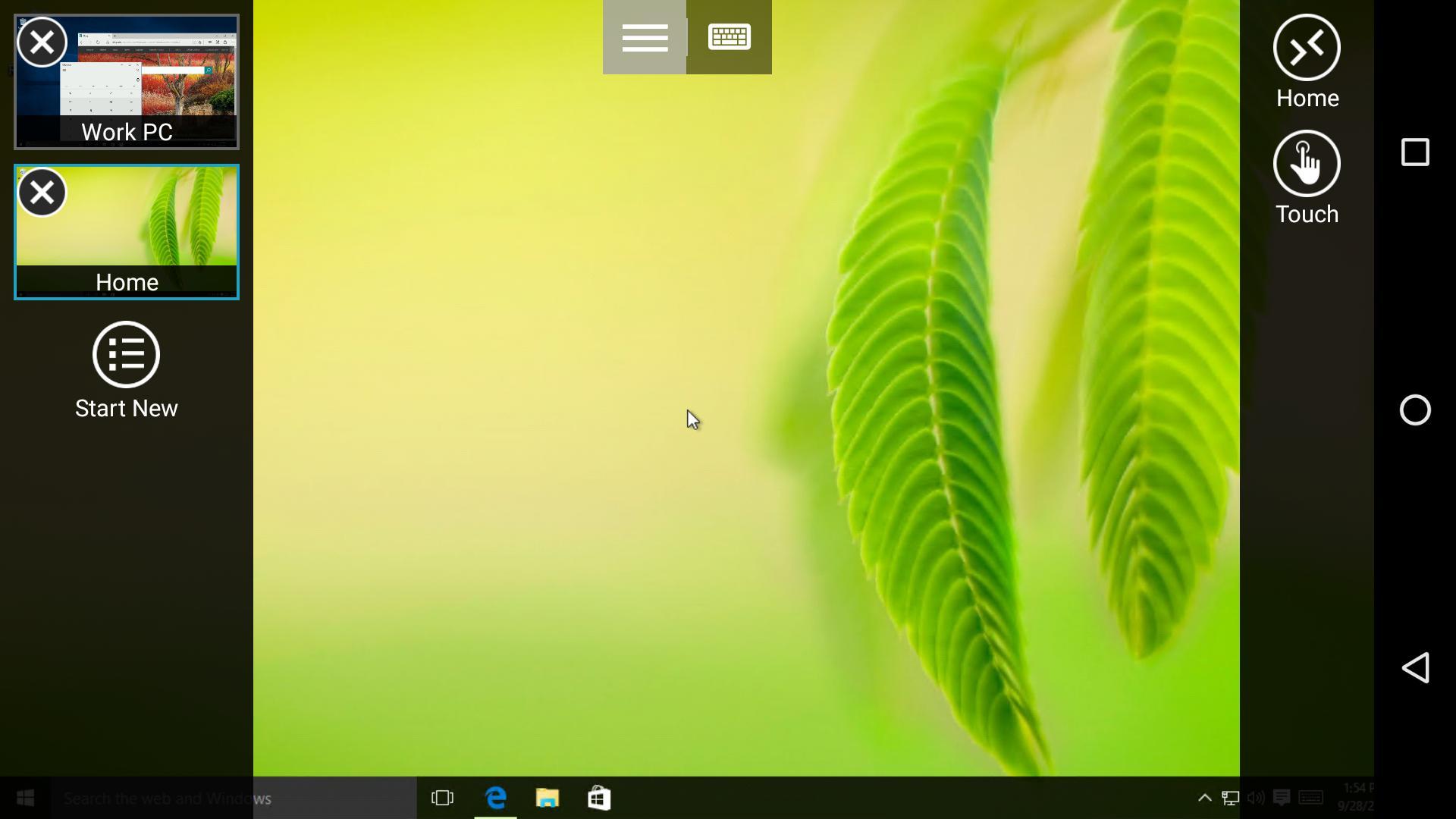 Microsoft Remote Desktop for Android - APK Download