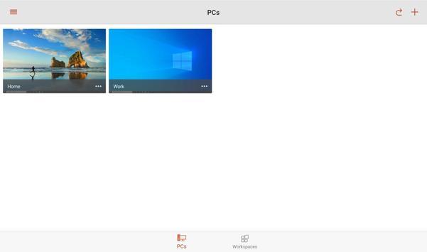 Remote Desktop imagem de tela 3