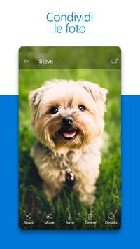 1 Schermata Microsoft OneDrive