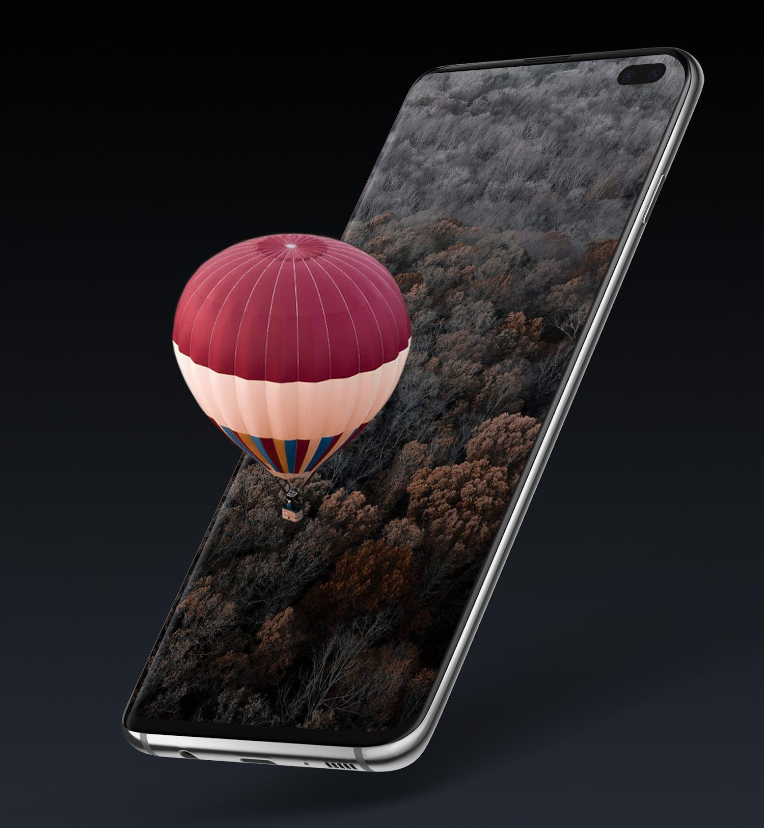Wallpapers Backgrounds & Lockscreen 3D Effect For Android