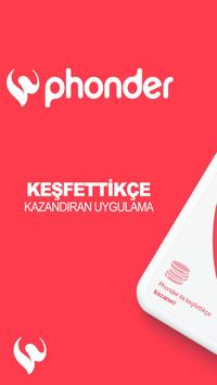 Phonder постер