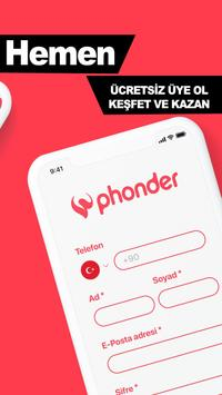 Phonder скриншот 2