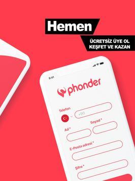 Phonder скриншот 6