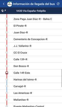 MiBus Maps Panamá скриншот 5