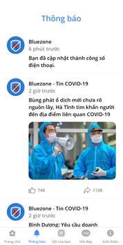 Bluezone ảnh chụp màn hình 1
