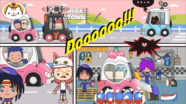 minha cidade - Miga Town imagem de tela 1